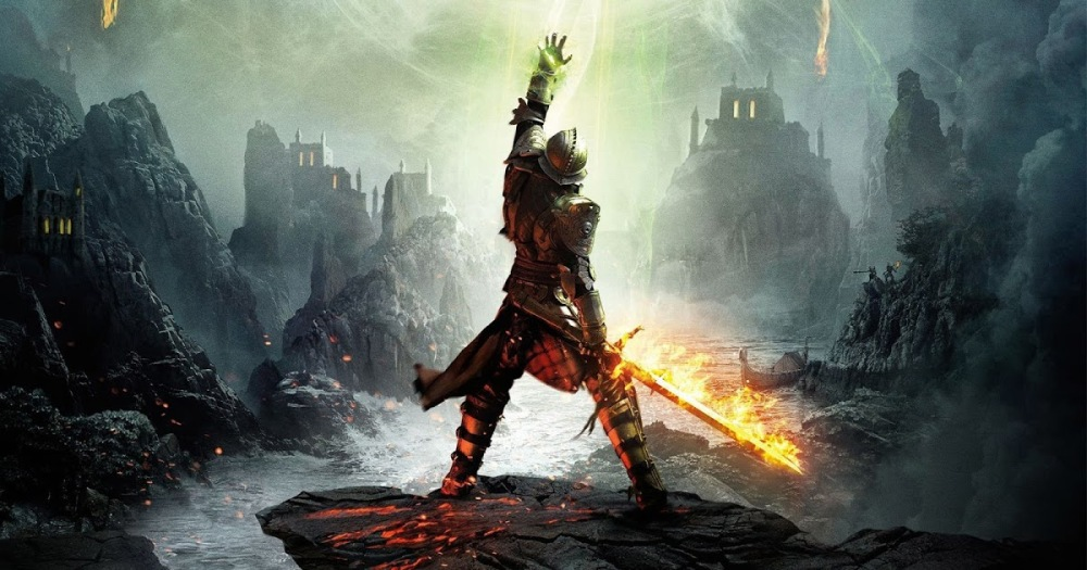 warrior-flaming-sword-dragon-age-3-game-1920x1080